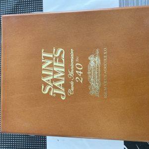 Rhum saint james 240 ans